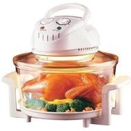 (缺貨中)藍普諾 LAPOLO 氣炸烘烤鍋 LA-787(贈調理刮刀X1) 電腦烘烤爐 透明烘烤加熱最安心 燒烤 油炸