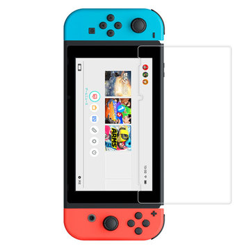 Surface Tempered Film Sticker Screen Protecter For Nintendo Switch Console