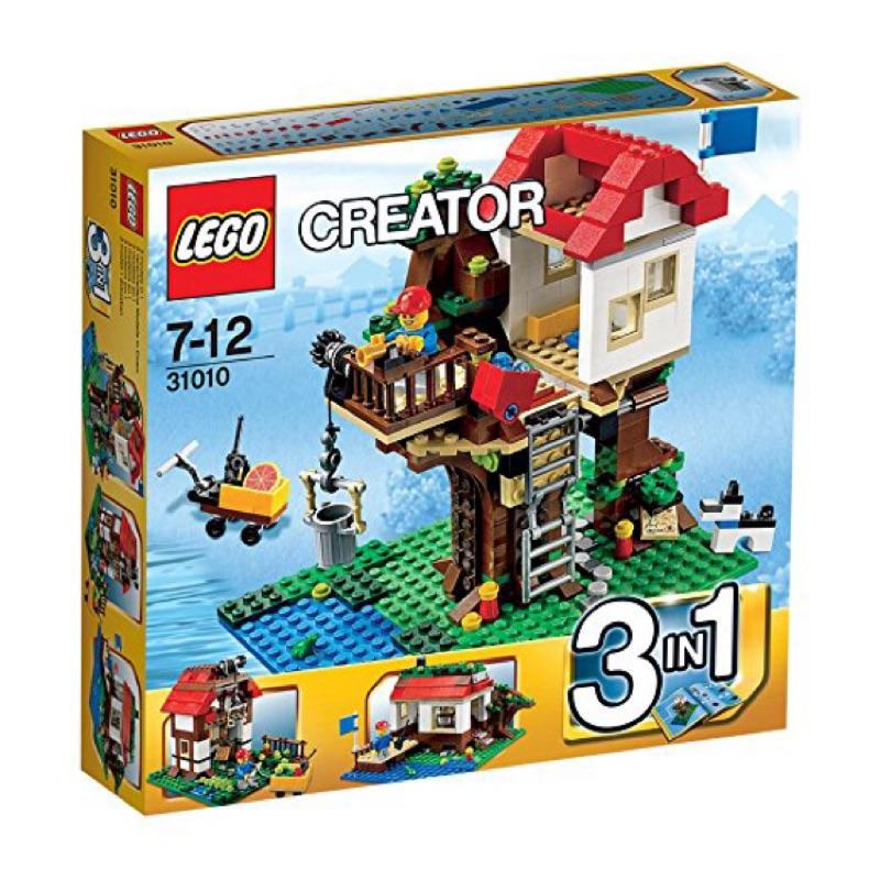 LEGO Creator 31010 Tree House