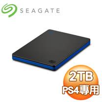 Seagate 希捷 2TB 2.5吋 Game Drive for PS4 外接式硬碟(STGD2000400)
