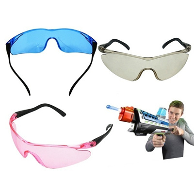 Unisex Outdoor Goggles Protect Eyes Gun Glasses For Nerf Gun Accessories