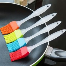Silicone Baking Bread Cook tools Pastry Oil Cream BBQ Utensil safety Basting Brush for cooking Pastry Tools - intl