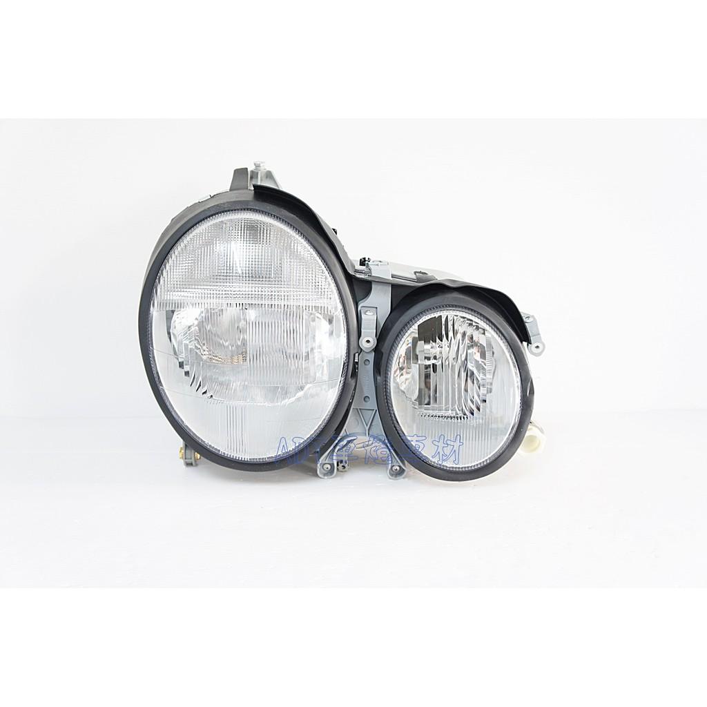 ~~ADT.車燈.車材~~BENZ 賓士 W210 99 00 01 02 原廠型大燈一邊3000 DEPO製