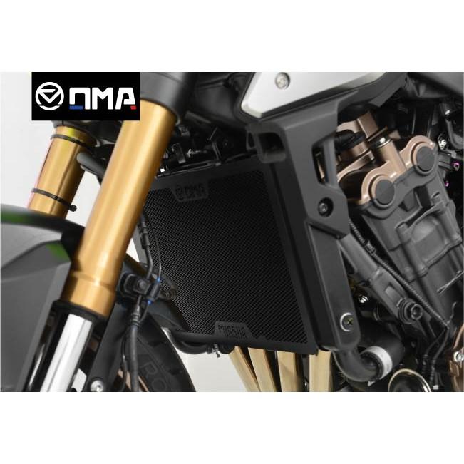 【R.S MOTO】HONDA CB650R 2019 水箱護網 OMA