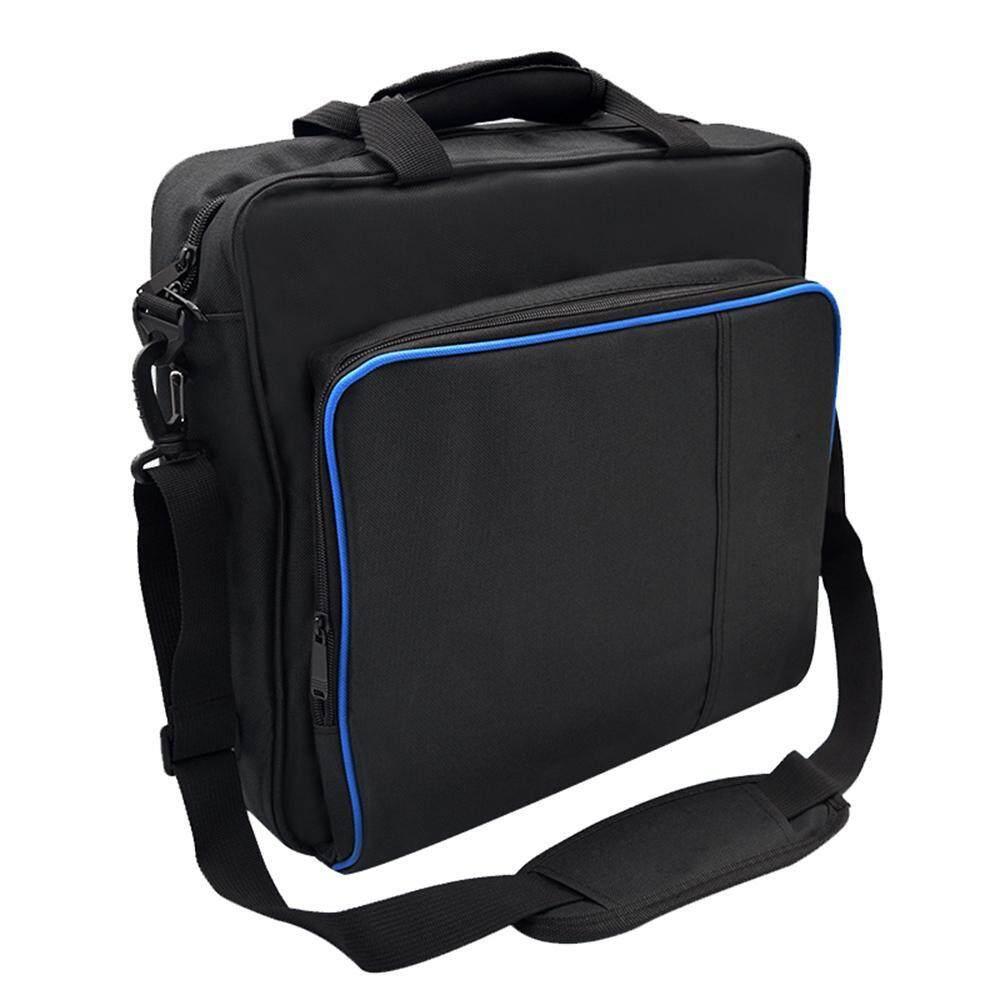 EterSummer กระเป๋าถือแบบพกพา Travel กระเป๋าเก็บของป้องกันกระเป๋าสะพายไหล่กันน้ำสำหรับ PS4/PS4 SLIM/PS4 PRO