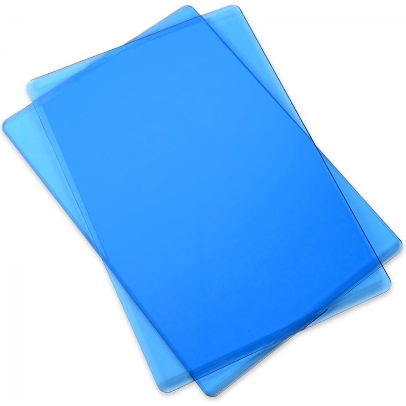 661032 標準型壓克力板(2入)-藍莓色