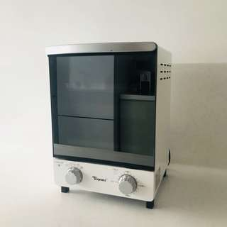 🚚 TOYOMI Electric Oven TO1212