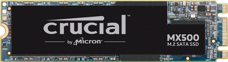 Crucial MX500 1TB 3D NAND SATA M.2 Type 2280SS Internal SSD