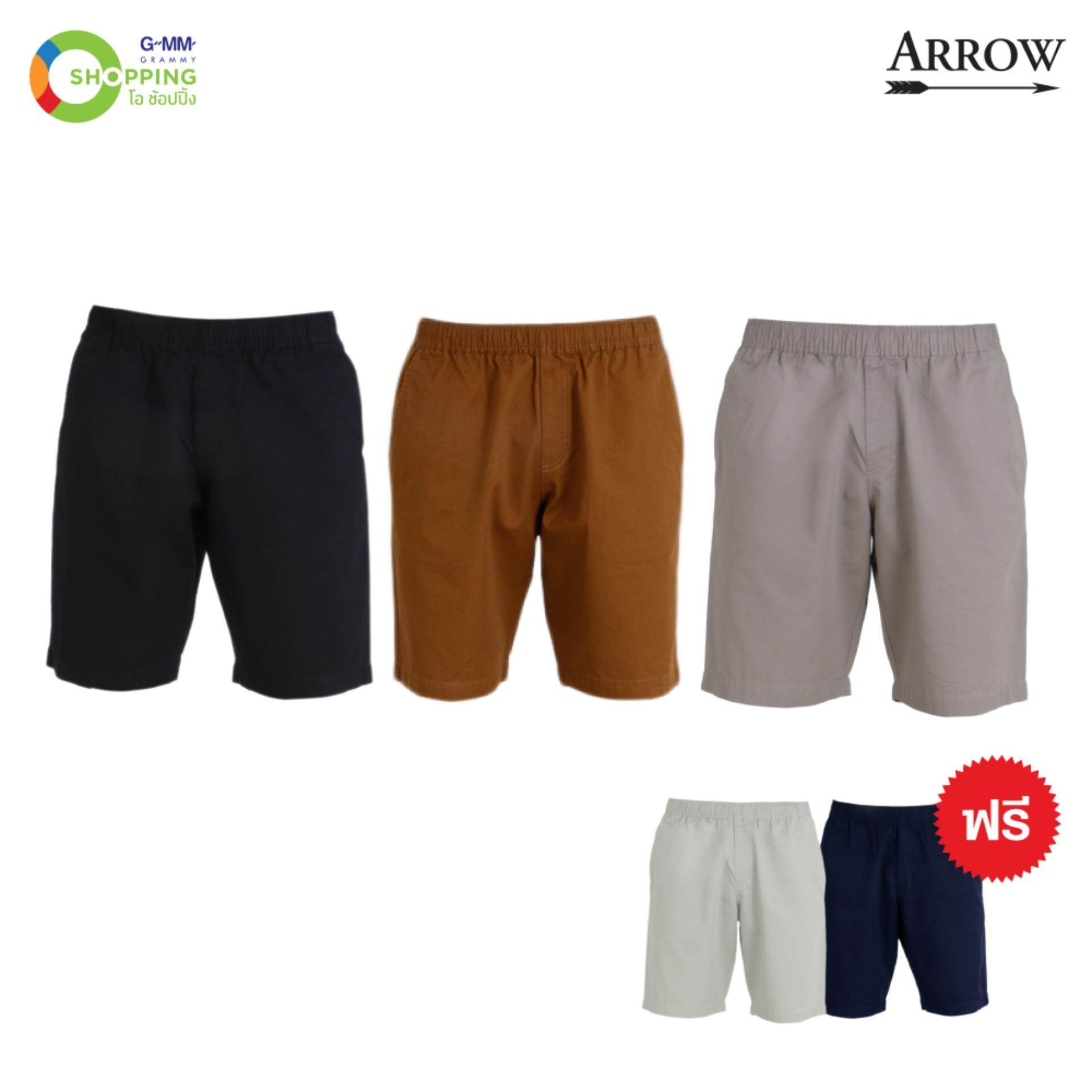 ARROW แอร์โรว์  กางเกง ขาสั้น#113756