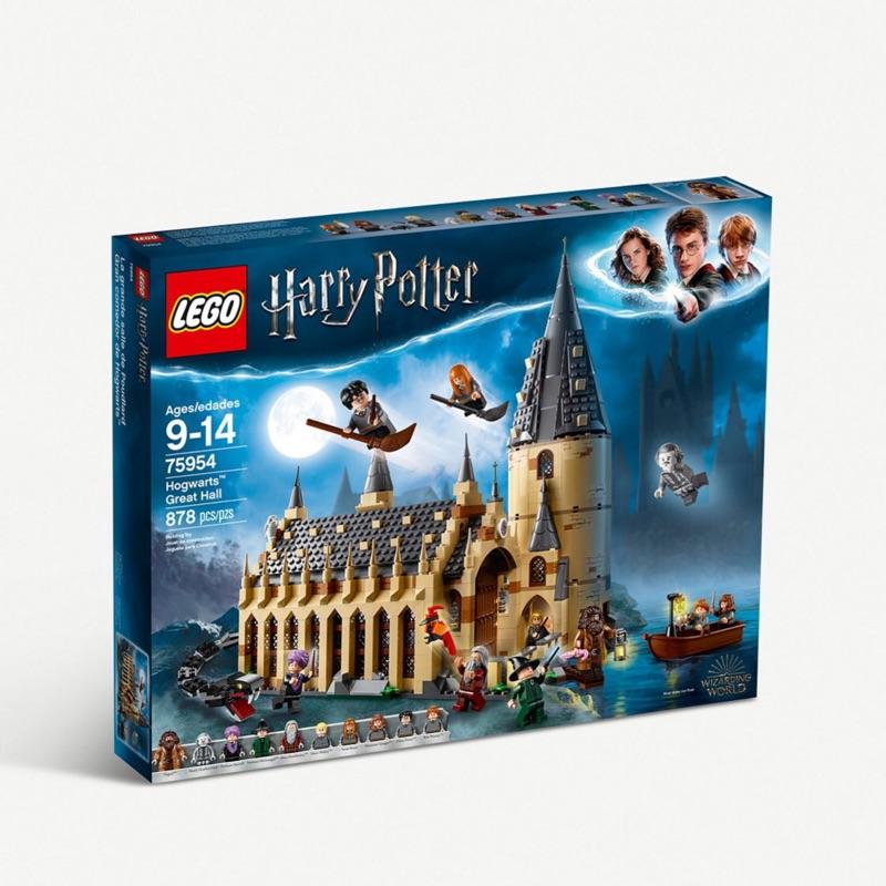 ❤️免運送購物金🇬🇧英國代購🌹LEGO樂高積木#75954哈利波特系列霍格華茲大廳Harry Potter