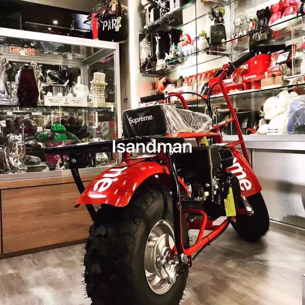 現貨 17SS Supreme CT200U Mini Bike 汽油迷你摩托車