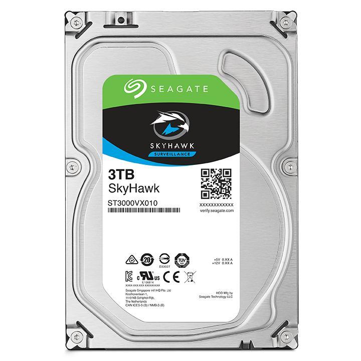 Seagate SkyHawk™ Surveillance 3TB (3.5'') Hard Drive