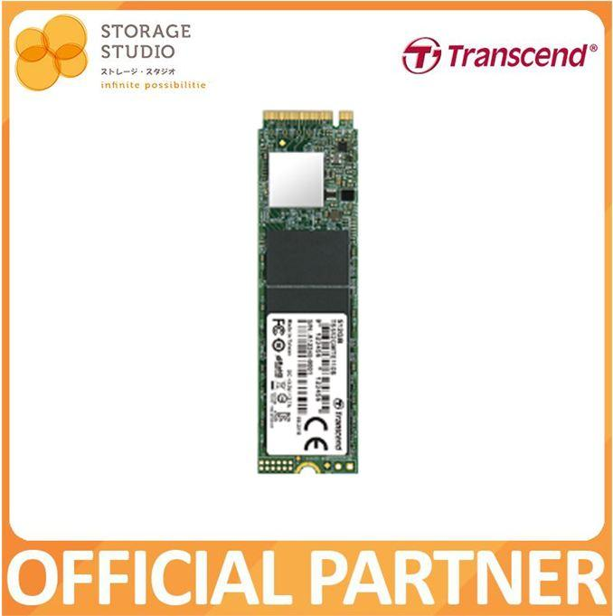 TRANSCEND PCIe SSD 110S NVMe PCIe Gen3x4, 128GB/256GB/512GB,  5 Years Local Singapore Warranty.  *TRANSCEND OFFICIAL PARTNER*