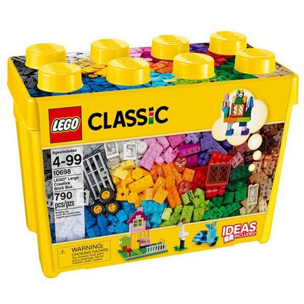 樂高 LEGO - 【LEGO樂高】經典系列/10698 樂高大型創意拼砌盒