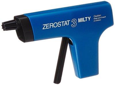 [方舟音響]英國 MILITY Zerostat 3 傳統唱片專用抗靜電槍