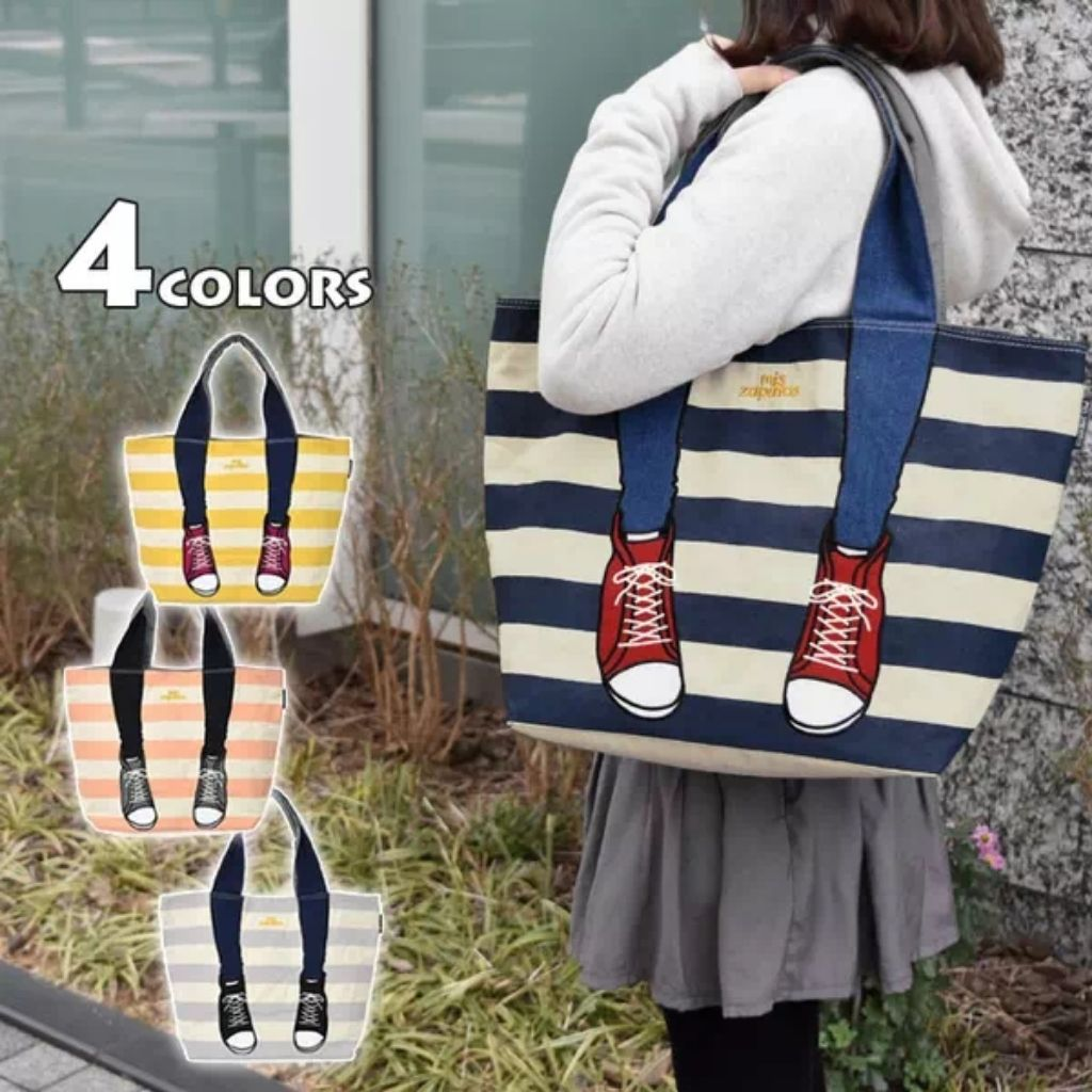 💯 NEW ARRIVAL!!JAPAN MIS ZAPATOS  2-Way Shoulder Bag