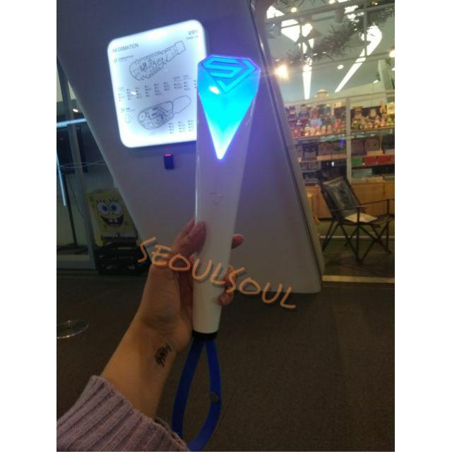 缺貨中 韓國代購 【SEOULSOUL】Super junior SJ 官方週邊 手燈 螢光棒 light stick