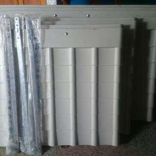 高品質的上品冷氣專用遮雨棚意洽0981043043桃園市八德區介壽路二段551號實體店面