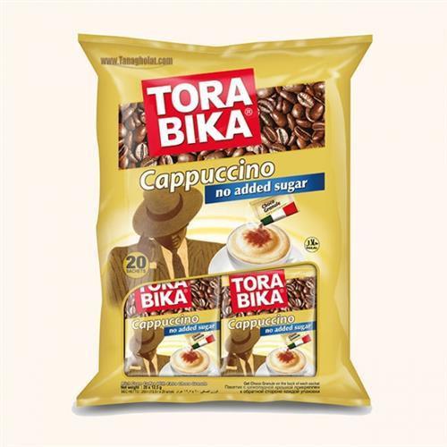 現貨 📣宅配免運【5+1】KOPIKO集團高機能咖啡 TORA BIKA卡布奇諾咖啡 KOPIKO集團高機能咖啡升級版