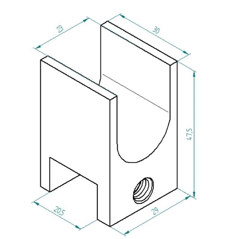 客訂 20mm T5 層板燈 魚缸 燈架