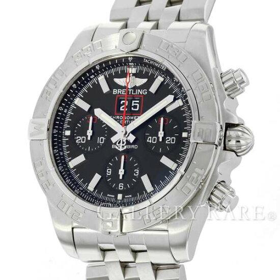 buraitoringukuronomattoburakkubado A44360世界限定2000部BREITLING手錶 Gallery Rare
