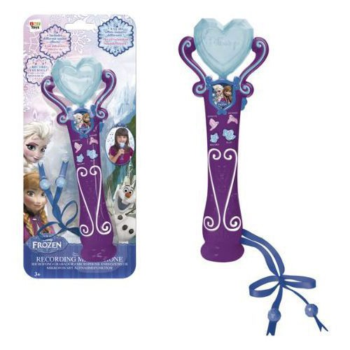 Disney Frozen Recording Microphone  冰雪奇緣錄音麥克風