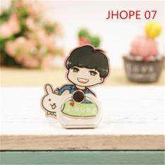 BTS Bangtan Boys JHOPE J-HOPE Case 360 Degree Rotation Phone Ring Finger Buckle Stand Holder Cell Mobile Phone Stand Accessories Rings ZHK