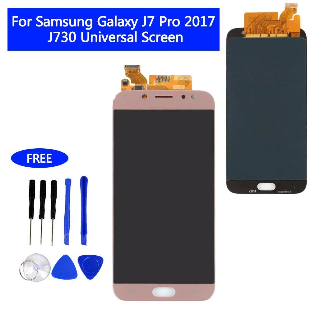 LCD Display Touch Screen Digitizer for Samsung Galaxy J7 Pro 2017 J730 Universal Assembly Replacement