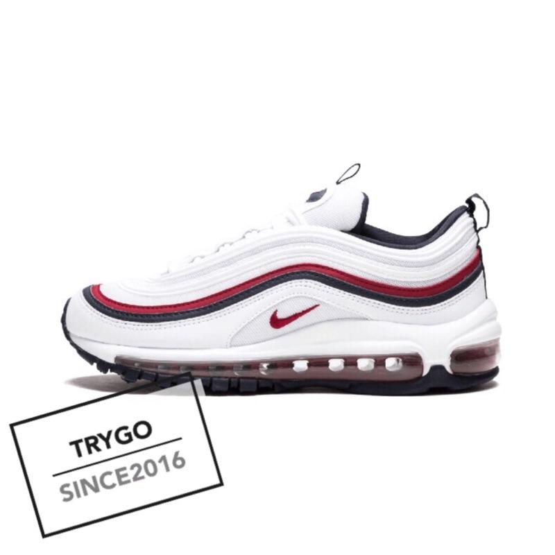 「TRYGO」NIKE AIR MAX97 美國🇺🇸配色 紅藍白 921733-102
