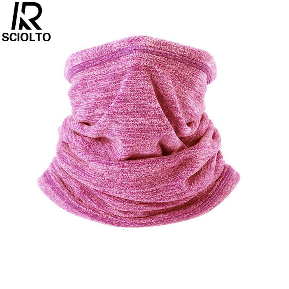 (Free Shipping for WM - Klang Valley,WM - Non Klang Valley,EM - Sabah)SCIOLTO SPORTS Cationic Fabric Camping Fishing Face Running Neck Warmer
