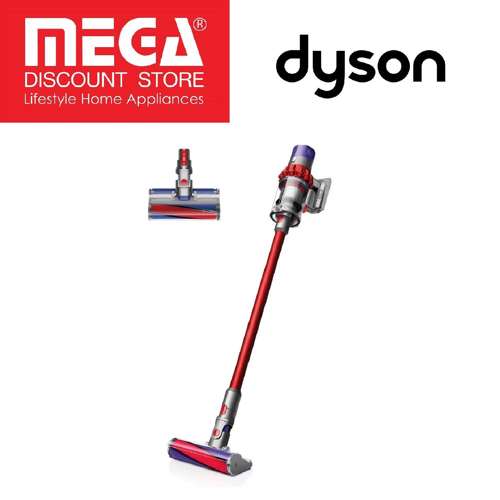 DYSON CYCLONE V10 FLUFFY VACUUM
