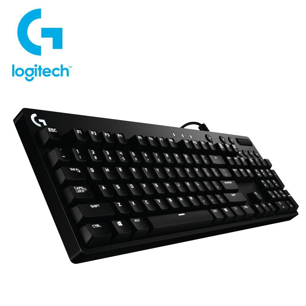 Logitech 羅技 G610機械(青軸)遊戲鍵盤/USB