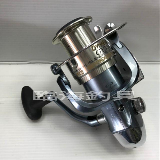 TICA DYNABRAKE迪佳 手煞車捲線器 規格GY3008FD / GY3508FD  磯釣  海釣  適用