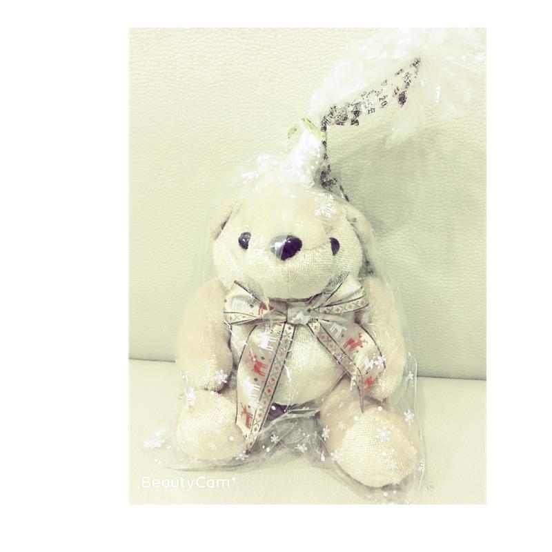 金莎巧克力限定版聖誕小熊