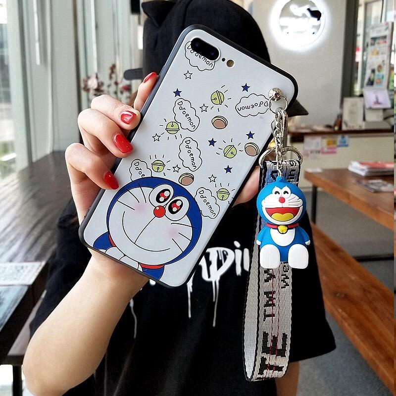 Doraemon VIVO Y66 Y67 Y79 Y85 Y71 Y83 Y75 A33 A37 A77 phone case