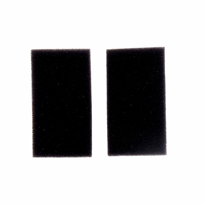 #jak* 2Pcs 557/567 reusable universal replacement fit filters for philips respironics