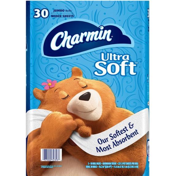 【廷廷小幫手】Charmin 超柔捲筒衛生紙 美國進口捲筒衛生紙