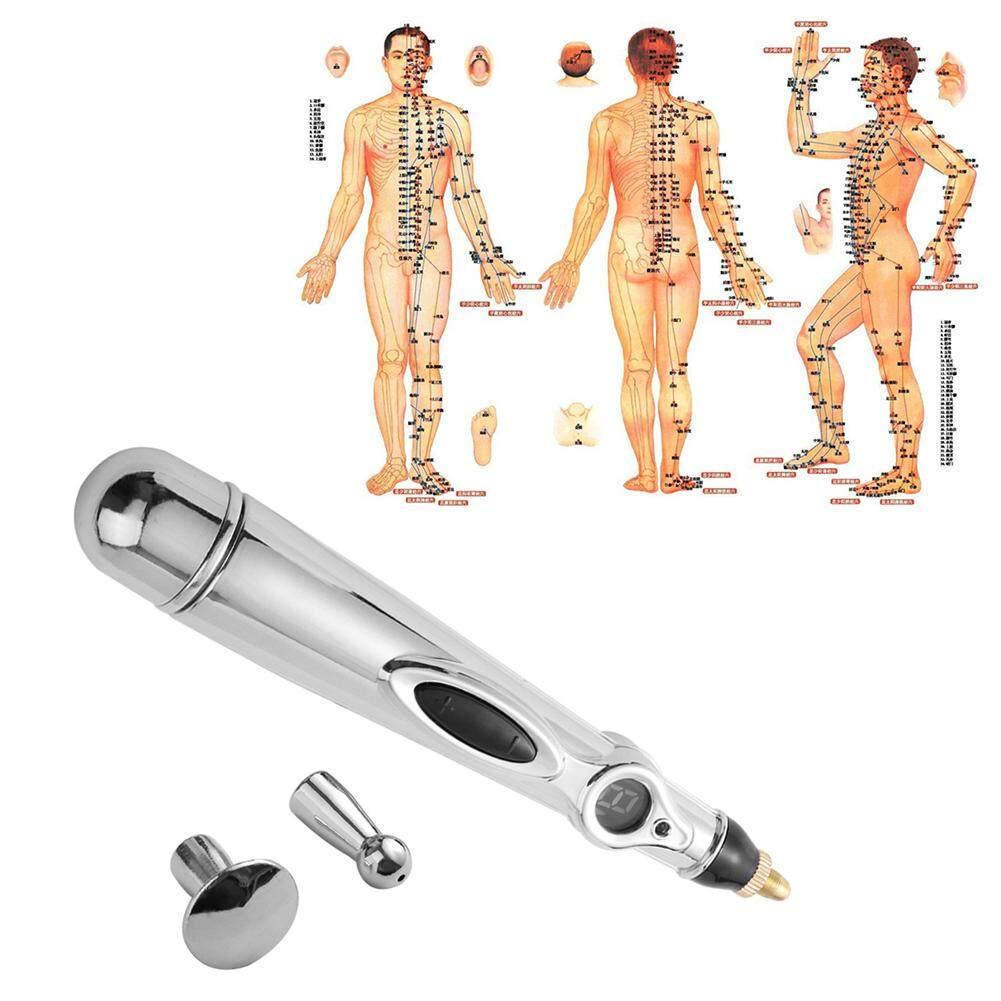 BLY ปากกาฝังเข็มพลังงานปากกาเมริเดียนปากกานวดปากกาฝังเข็ม
