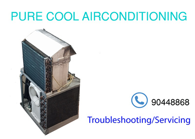 [Pure Cool] Cheapest Professional Portable Aircon General Servicing