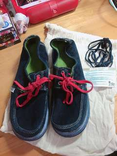 🚚 SoleRebels-全新手工非洲輪胎鞋(真皮-麂皮)