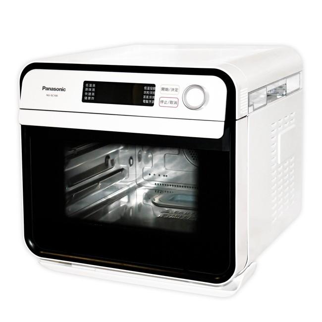 Panasonic國際牌蒸氣烘烤爐 15L NU-SC100 原廠公司貨 贈食譜 可刷卡