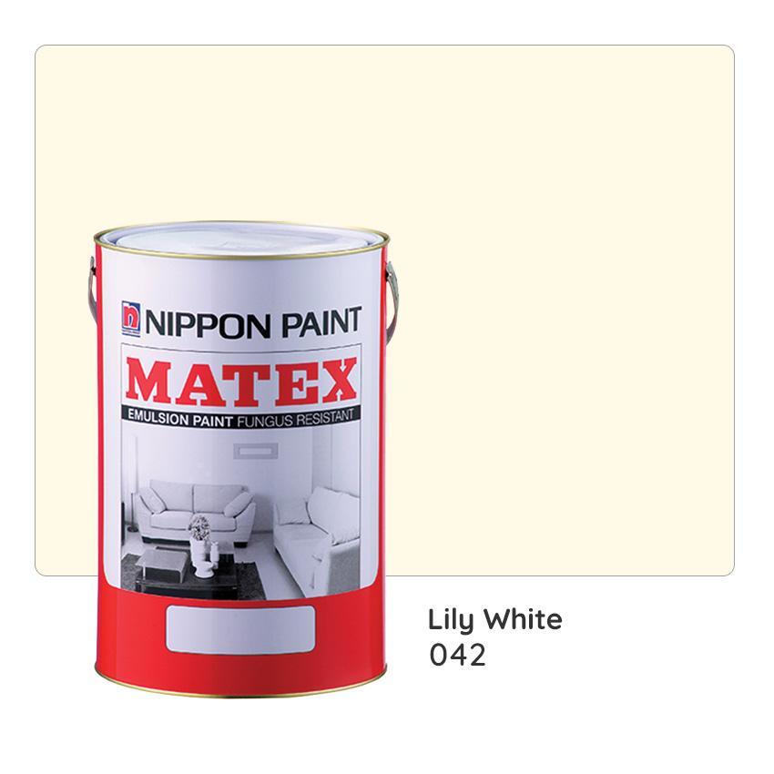 Nippon Paint Matex 42 7L