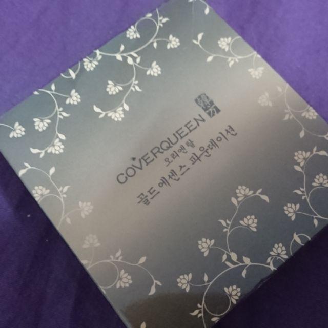 韓國美妝 Cover Queen粉凝霜補充盒(2號深米色)