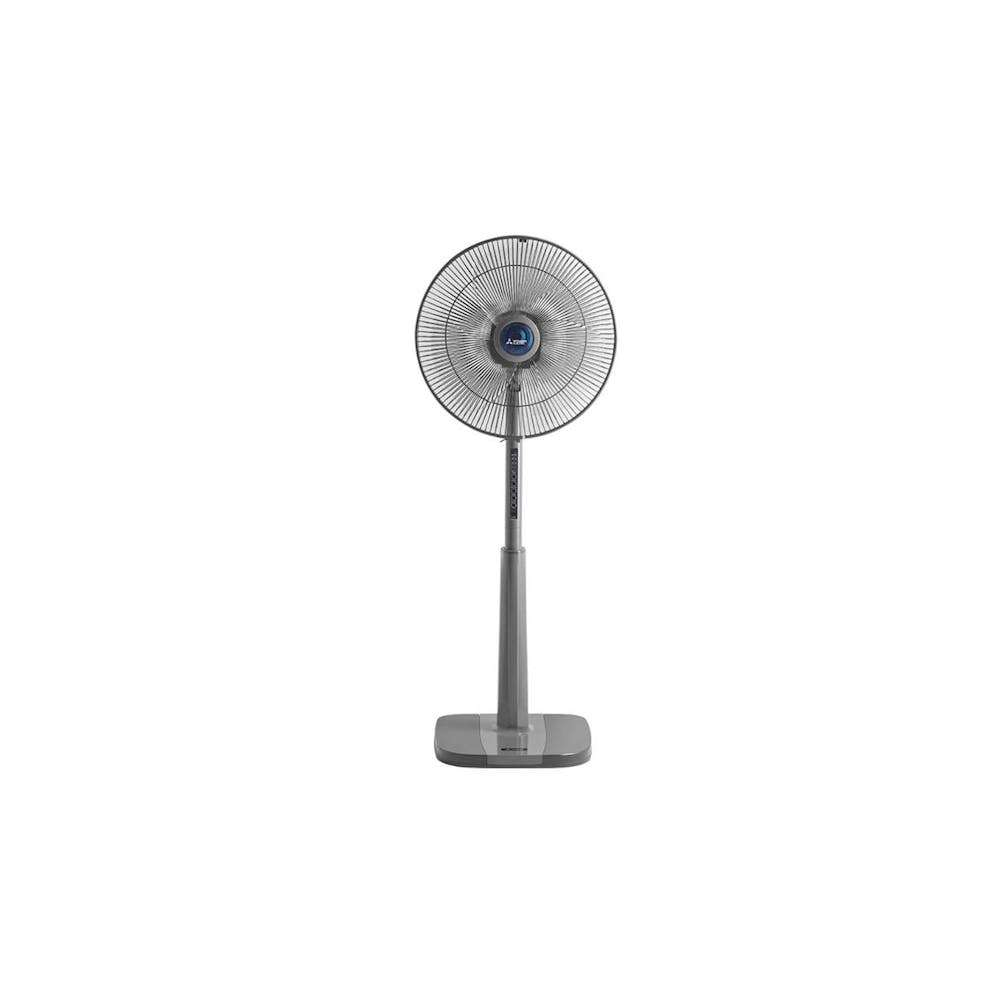 Mitsubishi LV16S-RU-CY-GY-P Stand Fan with Remote