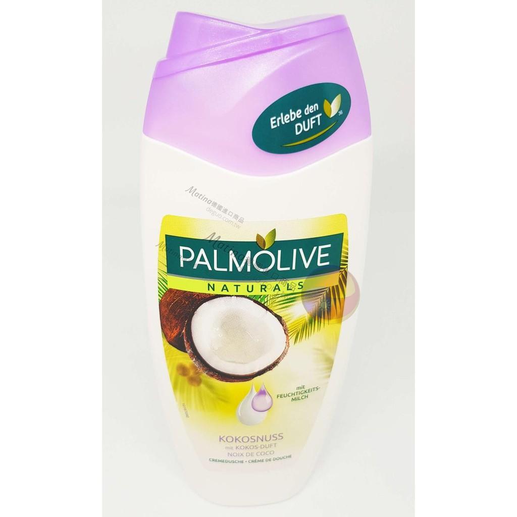 Palmolive 棕欖滋潤沐浴乳系列 coconut 250ml