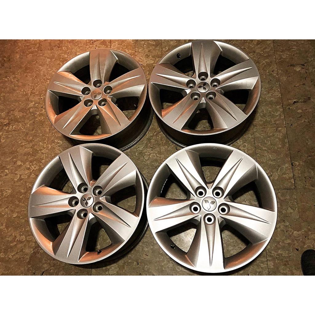 三菱 Outlander 2.4鋁圈 三菱/裕隆/馬自達可通用