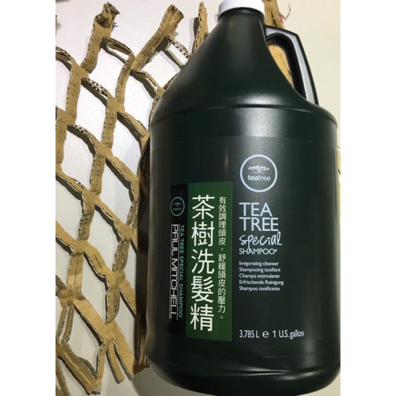 肯邦 茶樹洗髮精 薰衣草洗髮精 超大瓶3785加侖肯邦茶樹