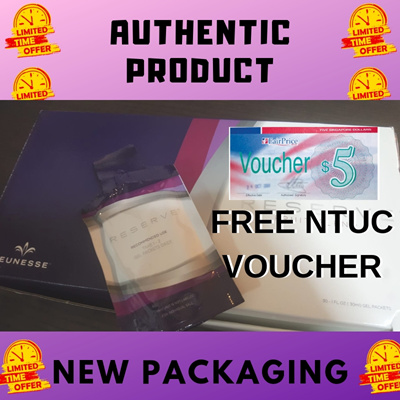 JEUNESSE 🎉LIMITED TIME | SPECIAL OFFER | FREE NTUC VOUCHER 🎉 ❣️AUTHENTIC❣️Reserve Fruit Juice