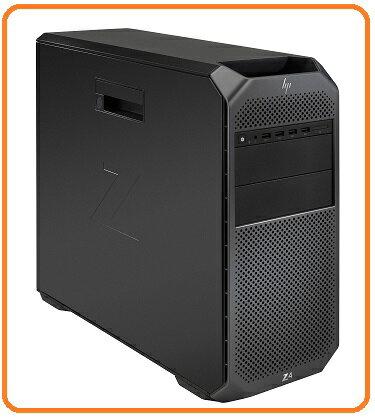 【2018.7 HP最暢銷的高效能工作站】HP Z4G4 4UR18PA   工作站Z4G4/W-2123 3.6 4C/8GB (1x8GB) DDR4 2666  ECC/ 1TB 7200RPM HDD/無顯卡/8XDVDWR/  SD/Base FIO 4xUSB3/W10Por64 WK版/RGS/  1000W/ UKUM/3-3-3