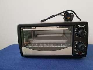 Toyomi electric oven